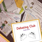 Debate Club guide book