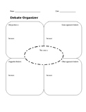 Debate Graphic Organizer