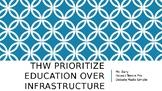 Debate Infrastructure vs Education Debate