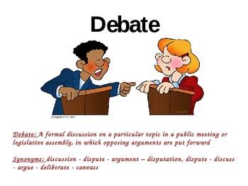Debate Language