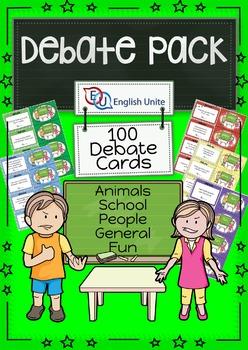 Debate Pack 1