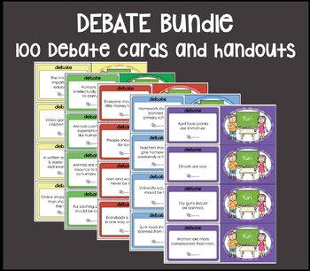 Debate Bundle 1