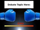 Debate PowerPoint Template