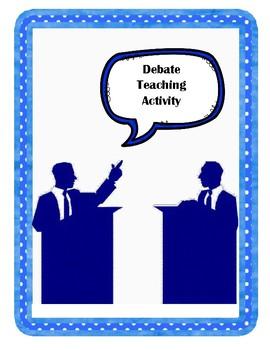 Debate Teaching Activity