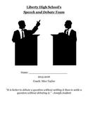 Debate Team Packet- Events Breakdown