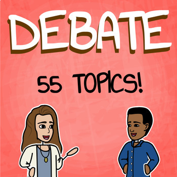 debate topics for teachers