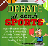 Debate Topics all about Sports (Secondary)