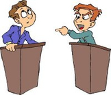 Debate graphic organizer