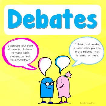 Debates (UPDATED)