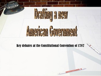 Debates of the Constitutional Convention