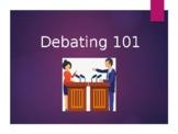 Debating PPT Lesson