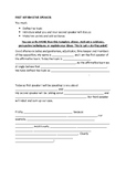 Debating Speech Templates with role guidance and sentence
