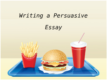 Debating and Persuasive Writing