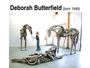 Deborah Butterfield PPT, 5-12