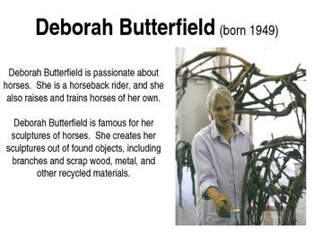 Deborah Butterfield PPT, K-8