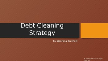 Debt Cleaning Strategy