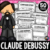Claude Debussy, Classical Composer, August, Summer, Handwr