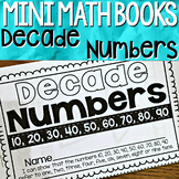 Decade Numbers { Mini Math Book }