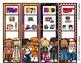 Decades (1920-1990) Bookmarks -  8 Designs