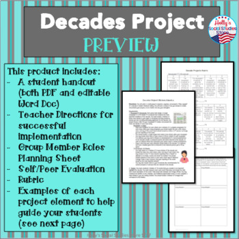 Decades Project