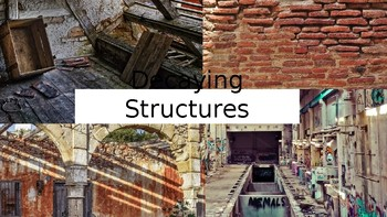 Decaying Structures / Urban Decay