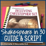 Deceiving Christopher Sly - Shakespeare in 30