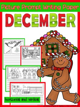 picture prompts December