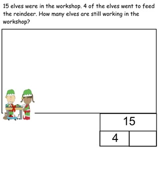 December 1st Grade Morning Math Review