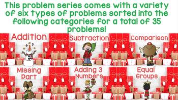 December 2 Digit Word Problems
