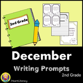 Writing Prompts December 2nd Grade Common Core