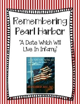 December 7th - Remember Pearl Harbor