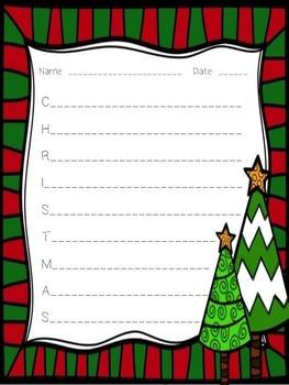December Acrostic Poems