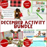 December Activities Bundle