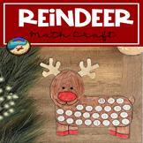 December Activities: Math Reindeer Freebie