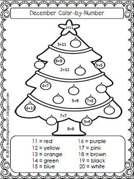December Activity Book
