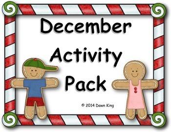 December Activity Packet