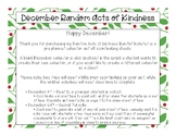 December Acts of Kindness Bundle