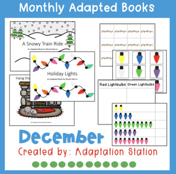 December Adapted Books