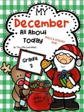 December All About Today and More Christmas Themed Skills and Activity Book