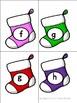 December Alphabet Cards