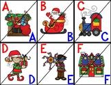 December Alphabet Puzzle