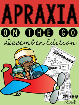 December: Apraxia On the Go