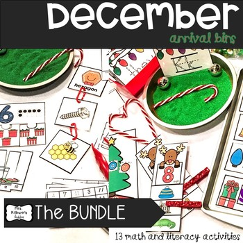 December Arrivals Bins--the Bundle