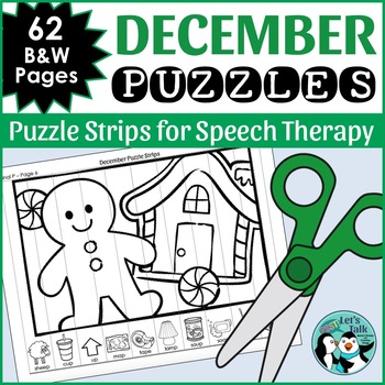 December Articulation Puzzles