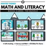 Winter Boom Cards for Kindergarten | Digital Resource