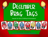 December Brag Tags