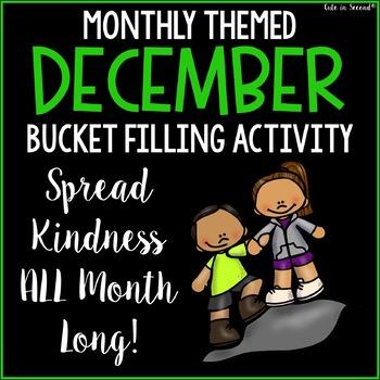 December Bucket Filling Activities