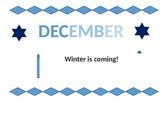December Bulletin Board Idea