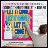 December Bulletin Board Ideas | STEM & Tech Decorations