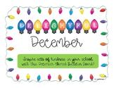 December Bulletin Board - Random Acts of Kindness